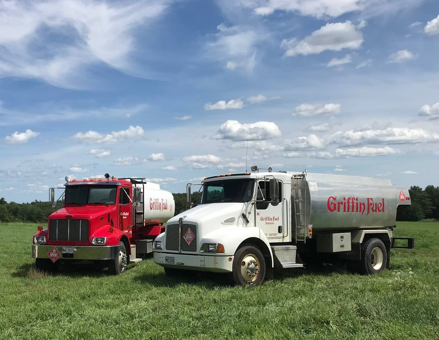 Griffin Fuel Trucks